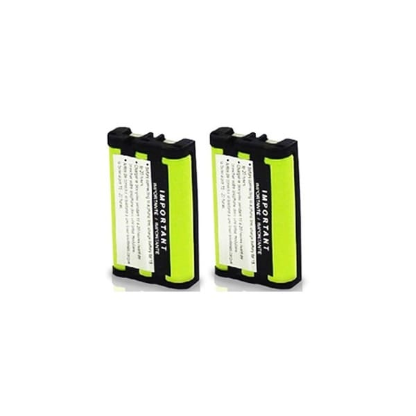 Replacement Battery BATT-BT0003 (2 Pack) For Select Models