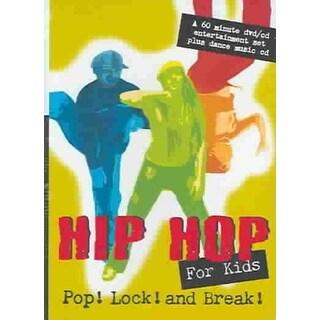Hip Hop For Kids - Pop Lock And Break - DVD