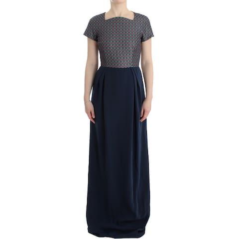 CO TE Multicolor Doris short sleeve Women's dress