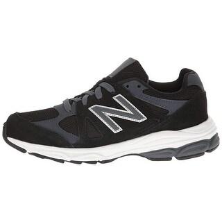 Kids New Balance Boys KJ888 Suede Low Top Lace Up Fashion Sneaker