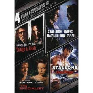 4 Film Favorites [DVD]