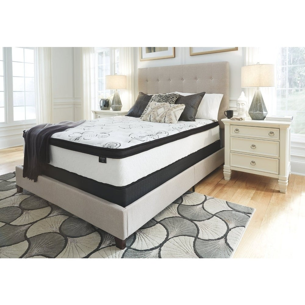 Chime 12-inch Hybrid Mattress - Signature Design By Ashley