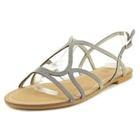 Carlos by Carlos Santana Gage Women  Open-Toe Synthetic  Slingback Sandal