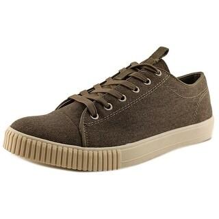 Calvin Klein Jeans Jerome Men Round Toe Canvas Sneakers