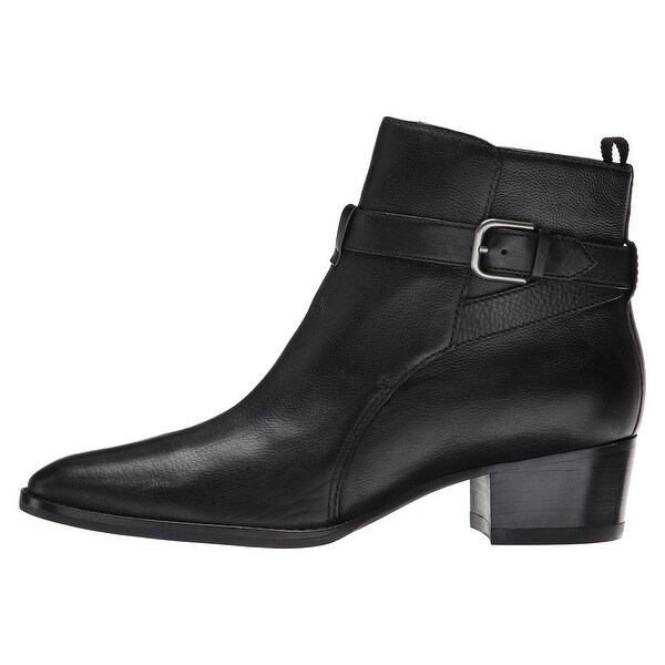 Marc Fisher Womens razzle Almond Toe Ankle Chelsea Boots