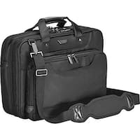 Targus CUCT02UA14SB Targus Corporate Traveler Topload Case for 14 Inch Laptops, Checkpoint Friendly (CUCT02UA14S)