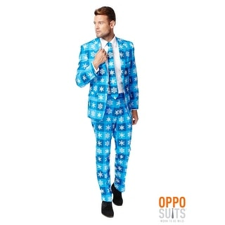 Men's Snowflake Opposuit