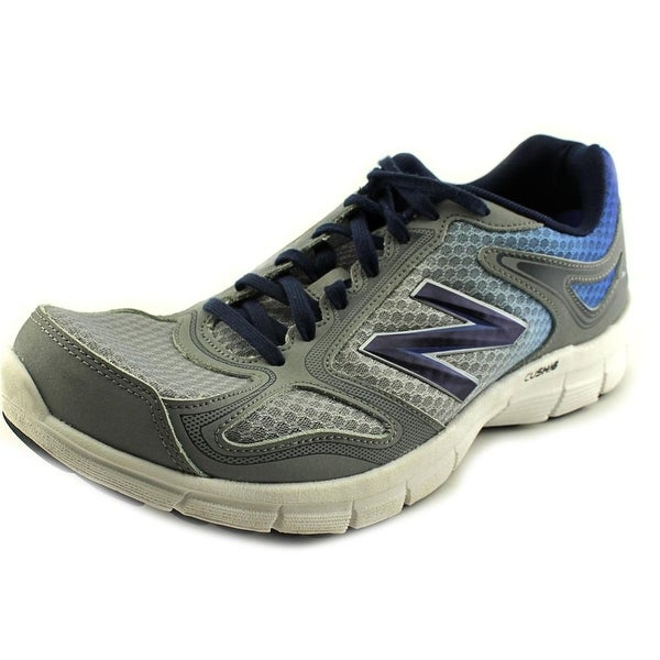 New Balance M579 Men Round Toe Synthetic Gray Running Shoe