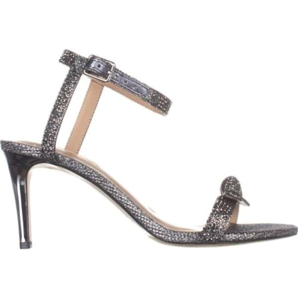 INC International Concepts Womens Laniah Fabric Open Toe Casual Ankle Strap S. - 6