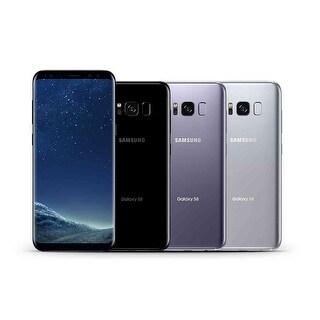 Samsung Galaxy S8 G950U 64GB Unlocked GSM U.S. Version Phone - w/ 12MP Camera