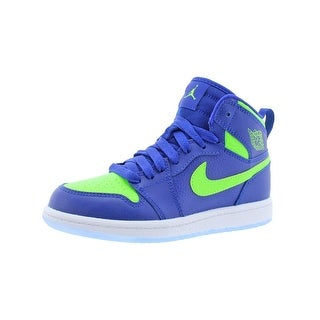 Jordan Boys 1 Retro High BP Fashion Sneakers Hightop Trainers (3 options available)