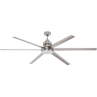 "Craftmade MND726 Mondo 72"" 6 Blade Ceiling Fan - Blades and Remote Included"