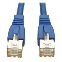 Startech - C6aspat3bl 3Ft Cat6a Blue Shielded Moldedngigabit Rj45 Stp Patch Cord