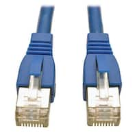 Startech - C6aspat7bl 7Ft Cat6a Blue Shielded Moldedngigabit Rj45 Stp Patch Cord