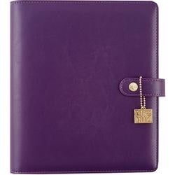 Purple - Carpe Diem A5 Planner