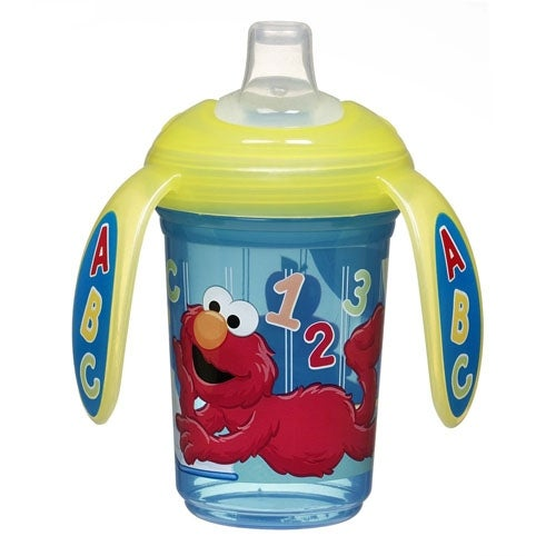Munchkin Sesame Street Non-Insulated Trainer 7-oz Cup