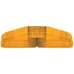 Piranha V169KA 2-LED Clearance/Side Marker Light, 9-16 V, Amber