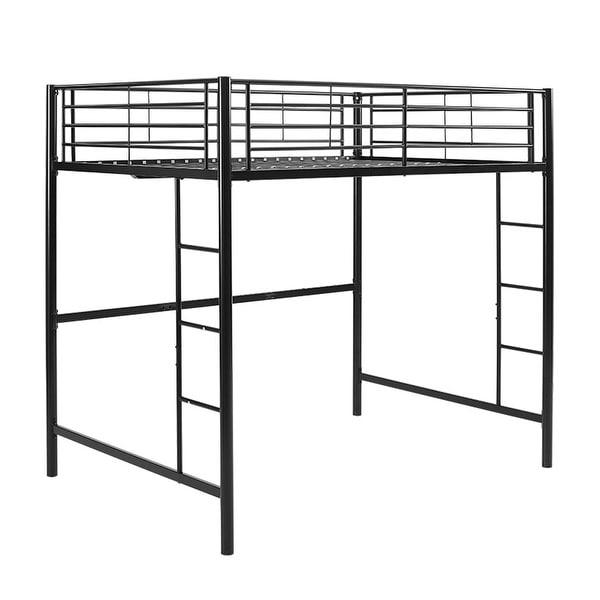 shop offex kids premium sturdy stell frame full size loft. Black Bedroom Furniture Sets. Home Design Ideas