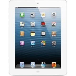 Refurbished iPad 4th Generation MD513LL/A (Wi-Fi) 16GB White (Option: Ios)