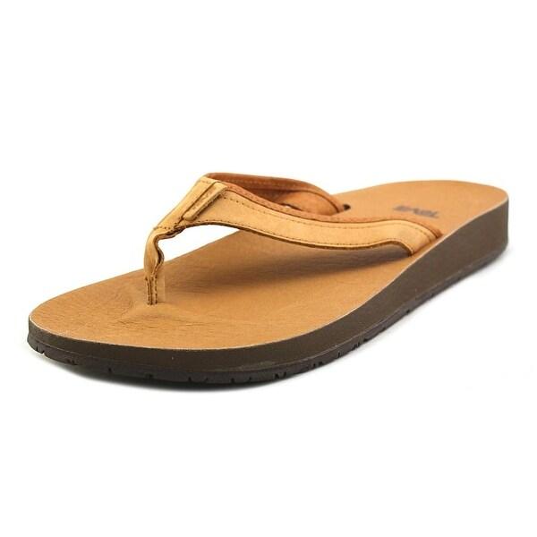 Teva Azure Flip Tan Sandals