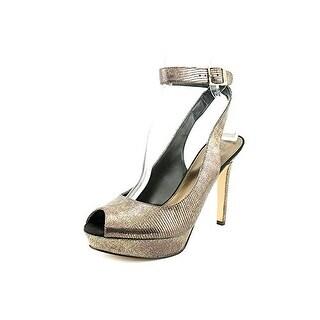 Marc Fisher Women's Verna2 Peep Toe Platform Heel