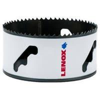 "Lenox 1772014 Bi-Metal Speed Slot Hole Saw, Vari-Tooth Design, 4"""