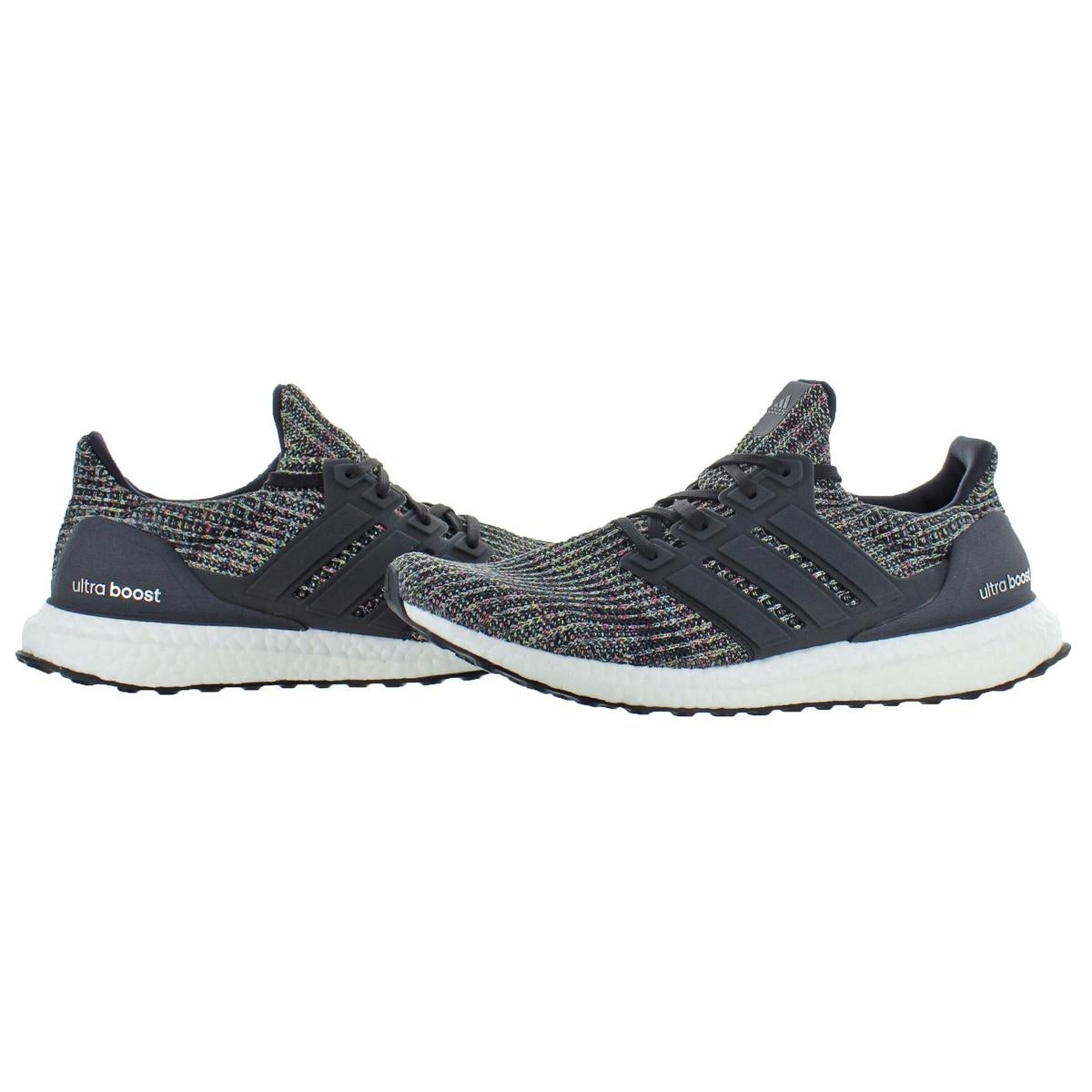 online retailer d11fa 5927a Adidas Mens Ultraboost Running Shoes Primeknit Athletic
