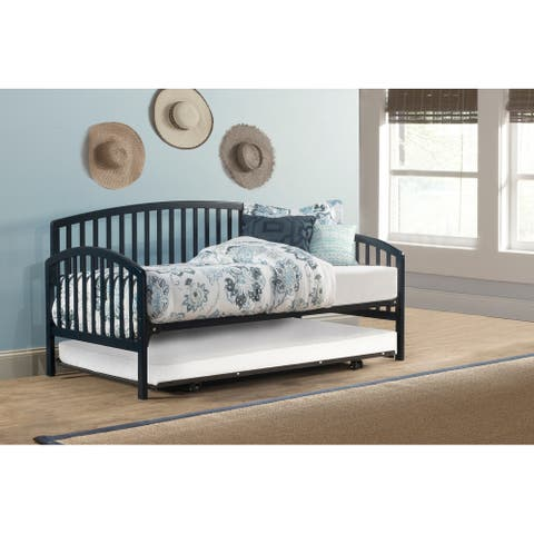 Carolina Daybed with Suspension Deck, Navy