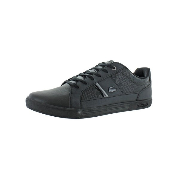 0f9545a84 Shop Lacoste Mens Europa 417 1 Casual Shoes Leather Ortholite - Free ...