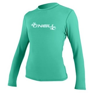 Oneill Womens Basic Skins Long Sleeve Rashguard (3 options available)