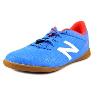 New Balance jsvrc Men  Round Toe Synthetic Blue Cross Training