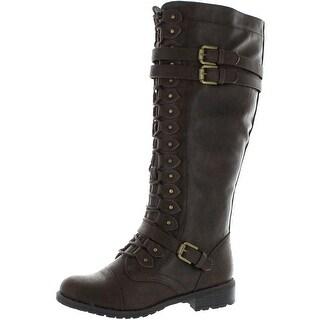 6079b2836952 Buy Wedge Women s Boots Online at Overstock