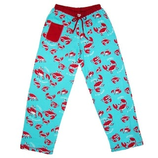 Lazy One Crabby in the Morning Pajama Lounge Pants