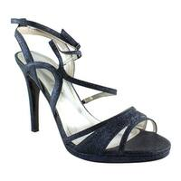 Caparros Womens Topax Blue Ankle Strap Sandals Size 9.5