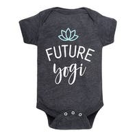 Future Yogi  - Infant One Piece