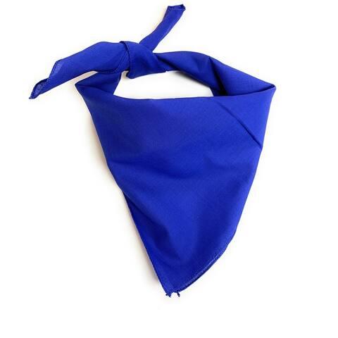 Jordefano Shawl Soft Polyester Scarf Neckerchief - 2 Pack - One Size