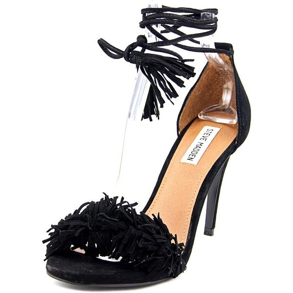 75048ad6290 Shop Steve Madden Sassey Women Open Toe Suede Sandals - Free ...