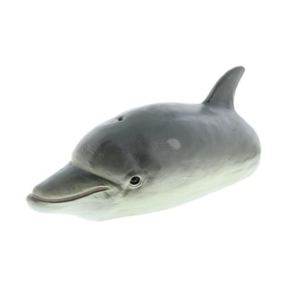 Seasons Direct Garden Floater Dolphin Pond Ornament