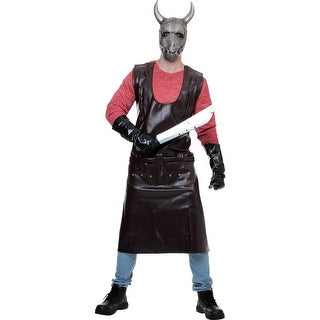 Adult Hostel Movie Butcher Horror Costume - standard - one size