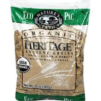 Nature's Path - Heritage Flakes Cereal ( 6 - 32 oz bags)
