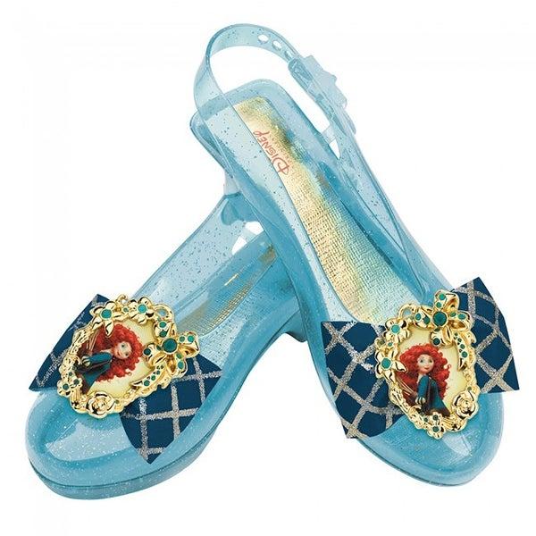 Disney's Brave Princess Merida Sparkle Shoes Child One Size