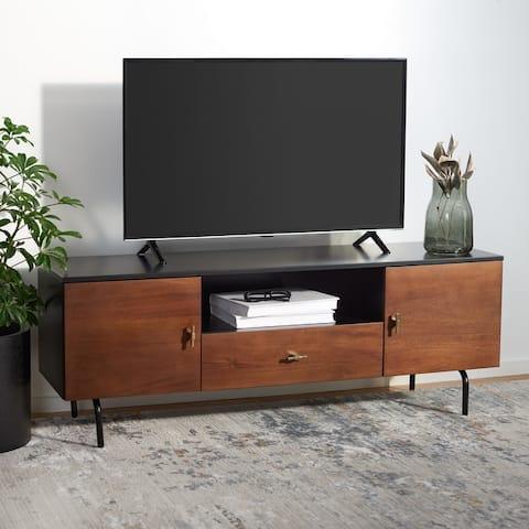 "SAFAVIEH Genevieve Media TV Stand - 54"" W x 15.7"" L x 19.7"" H"