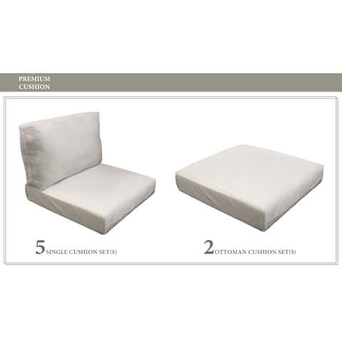 kathy ireland Homes & Gardens Madison Ave. Cushion Set for MADISON-08c