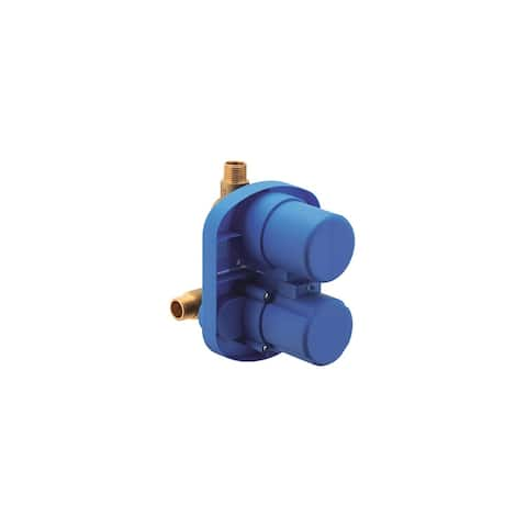 Fortis VALVE797 Pressure Balancing Valve Only with Integrated Diverter