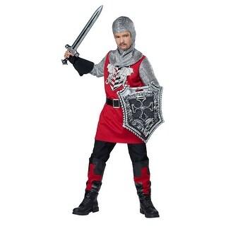 Boys Brave Knight Halloween Costume