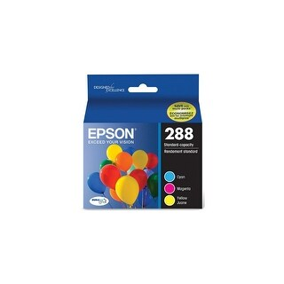 Epson T288 Color Combo Ink Cartridge