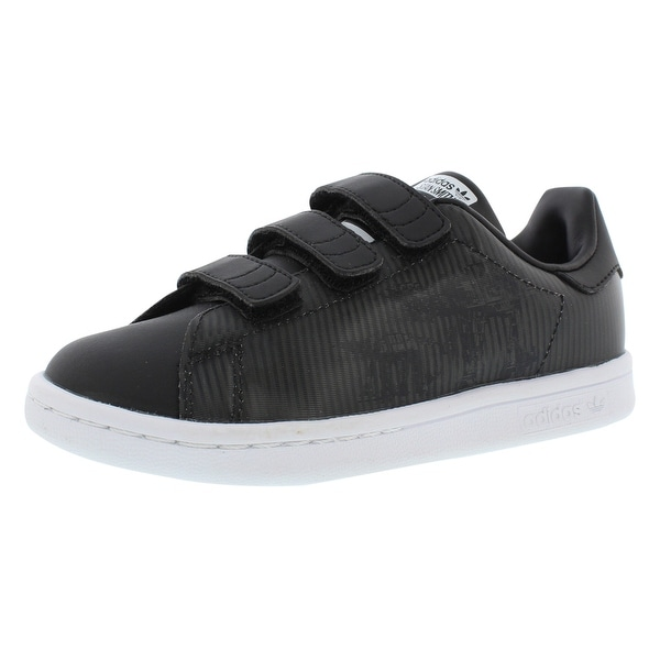 new arrivals ad686 009f9 Shop Adidas Stan Smith - At-At Boy's Preschool Shoes - 3 M ...