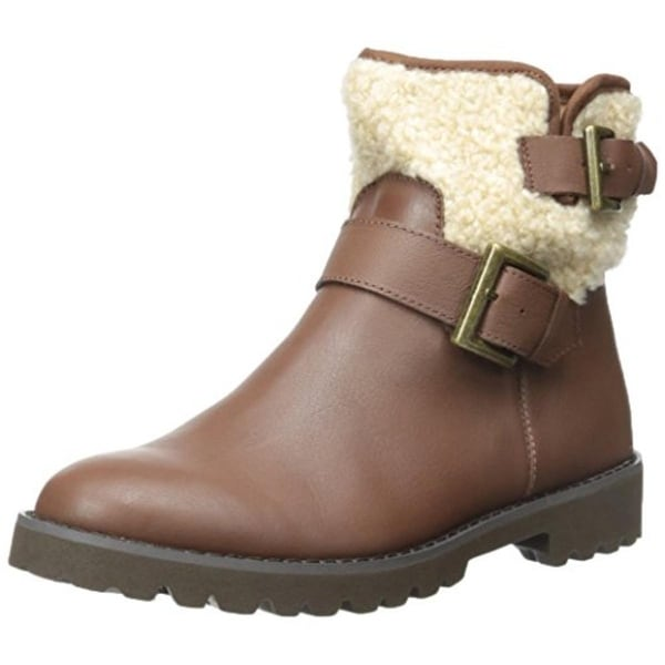 Easy Spirit Womens Brower Ankle Boots Leather Casual