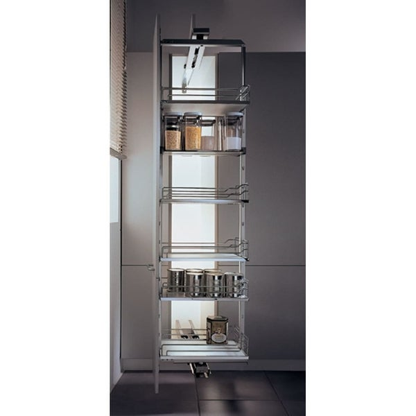 Hafele 546 69 243 63 To 70 875 Tall Swing Pull Out Pantry Frame