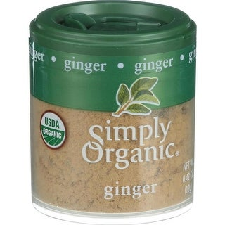 Simply Organic - Ground Ginger ( 12 - .42 OZ)